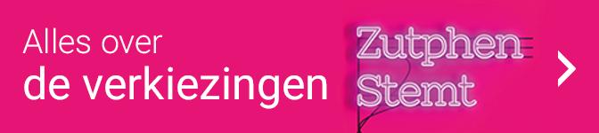 Volg de Zutphense gemeenteraadsverkiezingen via ZutphenStemt.nl