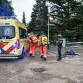 Fietser zwaargewond na aanrijding in Zutphen; traumaheli ingezet