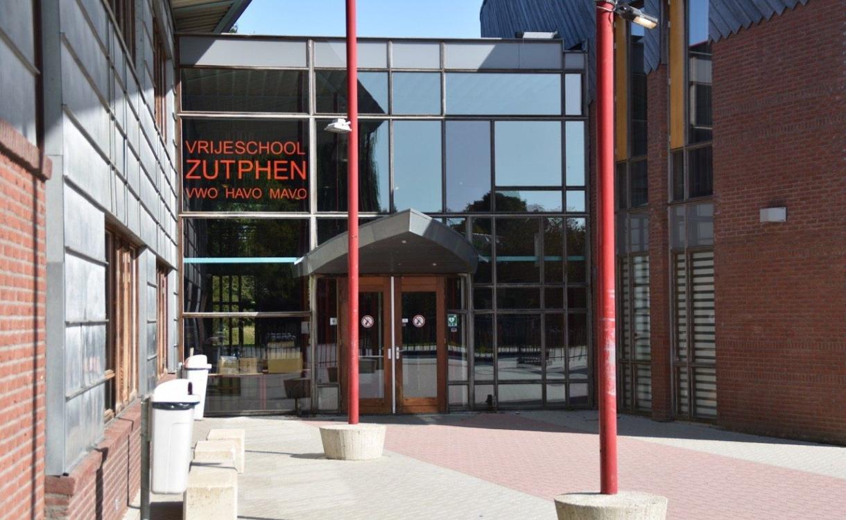Aantal scholieren Vrijeschool Zutphen in quarantaine na coronabesmetting leerling