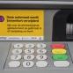 Pinautomaat verdwijnt alsnog uit Brummen: 'er wordt te weinig gepind'