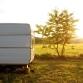 Uit huis gezet gezin dreigt nu ook van camping afgeschopt te worden