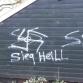 Meerdere objecten in Lochem beklad met antisemitische uitingen