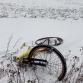 Mountainbike gevonden zonder bestuurder