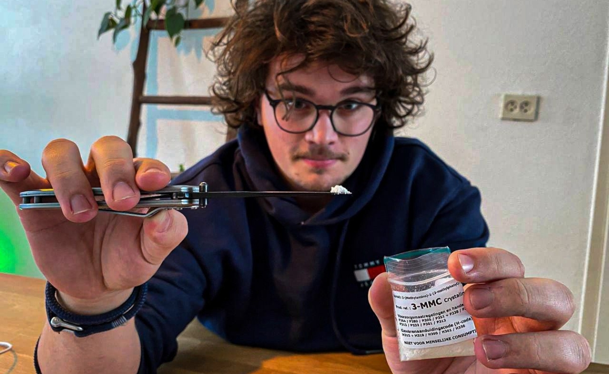 Drug 3-MMC, populair in de regio, wordt verboden