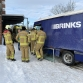 Kortsluiting veroorzaakt brand in geldwagen