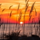 Mooie zonsopkomsten en -ondergangen in aantocht door Saharazand