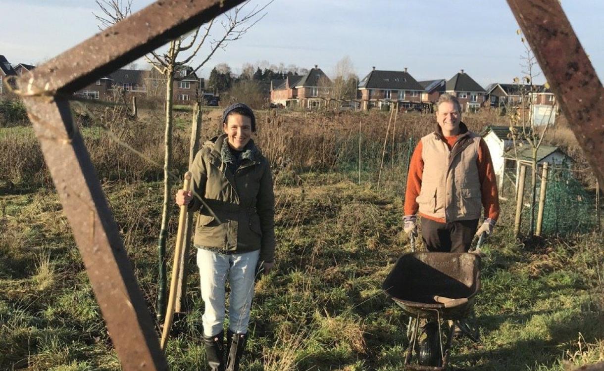 Brummen heeft een voedselbos. Maar wat is het precies?