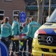 Fietser zwaargewond na aanrijding op N348 bij Gorssel