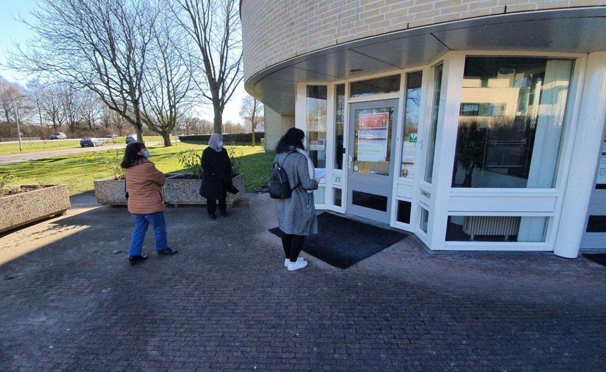 Woonbedrijf Ieder1 is niet chique bezig: boze huurders worden niet binnengelaten