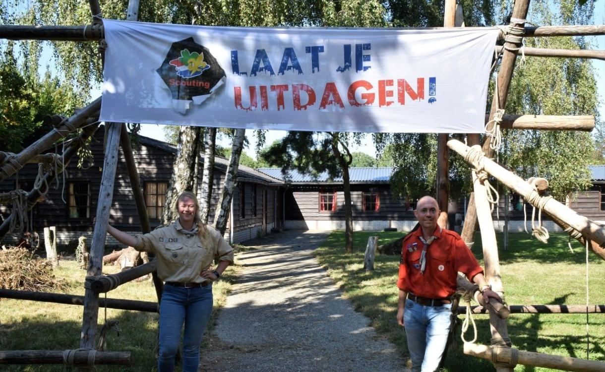 Scoutinggroep Karel Doorman is jarig: 'In 75 jaar is er in de kern niet zoveel veranderd'