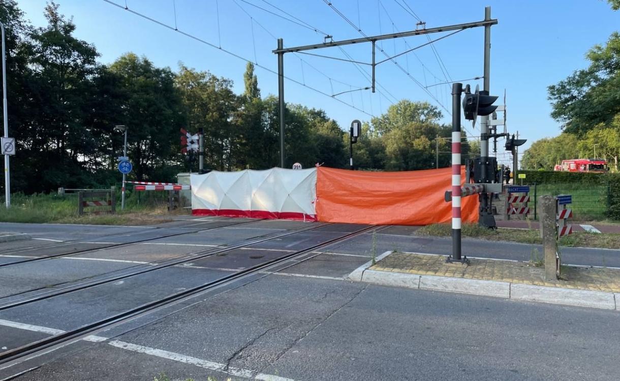 Geen treinverkeer tussen Zutphen-Dieren door aanrijding