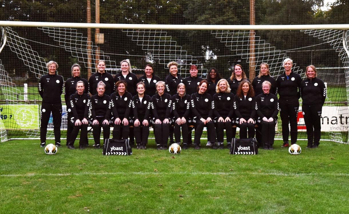 Nieuwe sponsor voor damesteam Sportclub Eefde