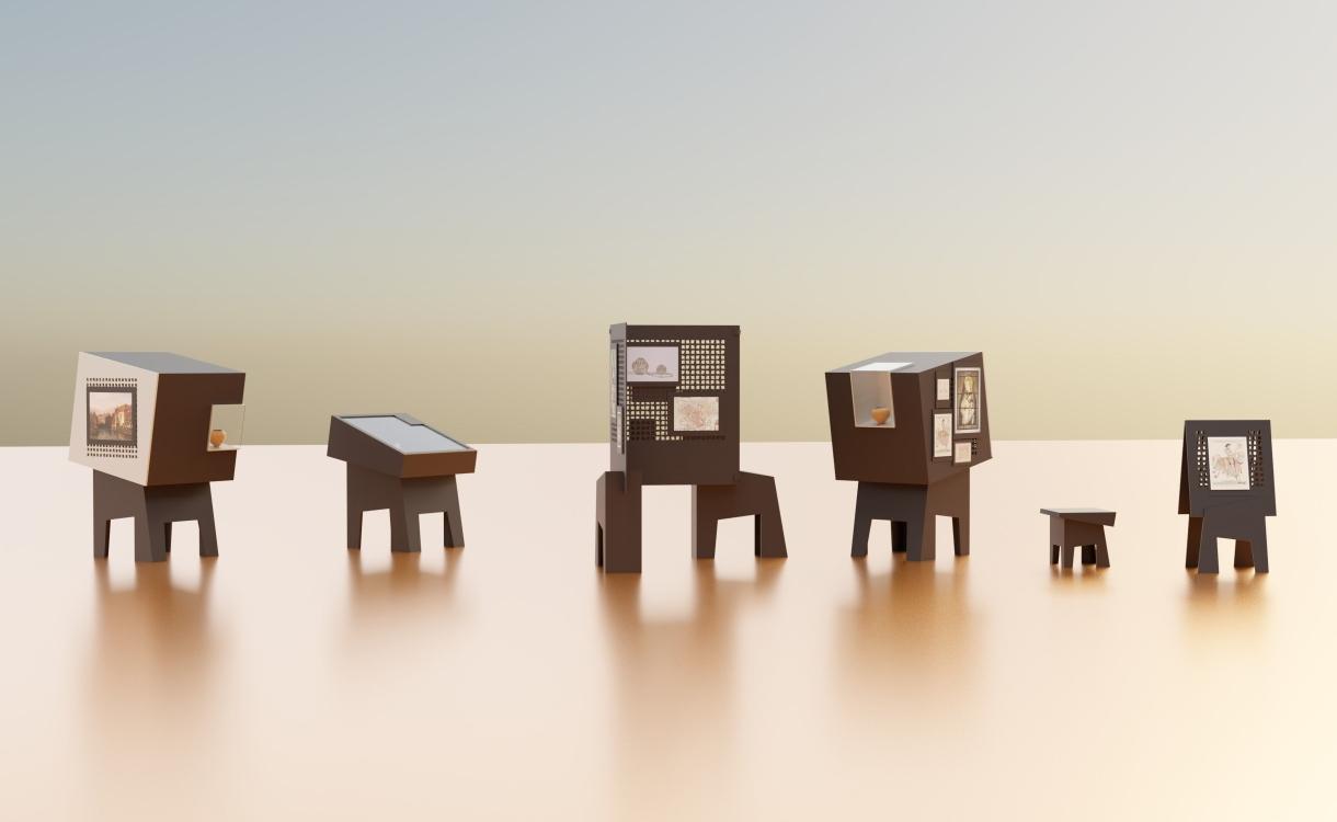 Mobiele tentoonstelling van Stedelijk Museum komt naar Harfsen