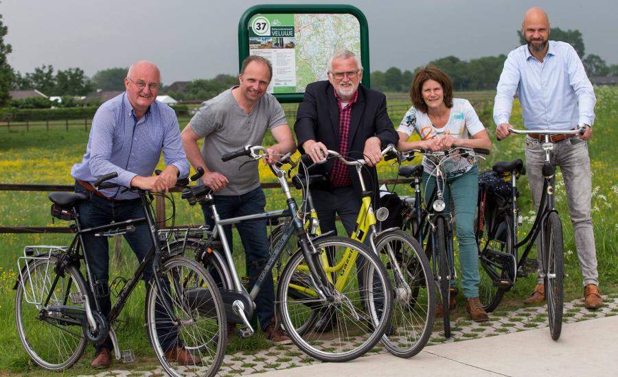 Nieuwe fietsroutes door Cortenoever en Coldenhove - LokaalGelderland