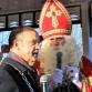 'Sinterklaas' is boos op het Sinterklaas Journaal