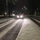 Sneeuw onderweg naar de regio, KNMI geeft code geel af