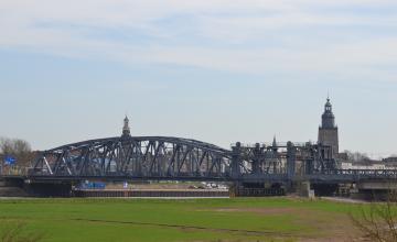 Oude IJsselbrug meerdere avonden en nachten afgesloten