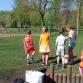 Sporten in de warmte: de scholen houden de Koningspelen