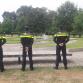 Minister en korpschef spreken zorgen uit over geweld tegen agenten bij herdenking Warnsveld