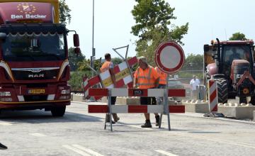 Renovatie IJsselkade valt duurder uit, geen geld om project af te maken