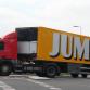 VVN: Vrachtwagens moeten wegblijven van schoolroutes