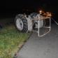 Politie: Verongelukte tractor mocht niet op N345 rijden