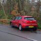 Geen consequenties voor automobilist die auto in Brummen tegen boom achterliet