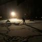 De eerste ijsbaan in de regio is open