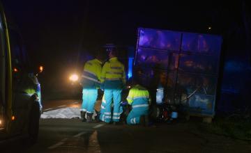 Vaassenaar (22) veroordeeld voor betrokkenheid bij dodelijk containerongeluk Zutphen