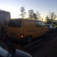 Busje klapt op auto op drukke N348 bij Zutphen
