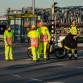 Zutphen lange tijd onbereikbaar via beide bruggen, grote verkeerschaos