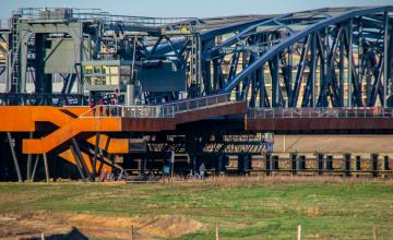Oorzaak schade aan Oude IJsselbrug bekend