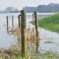 De IJssel is flink aan het stijgen