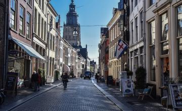 Zutphense politiek wil Lange Hofstraat ook na corona autovrij houden
