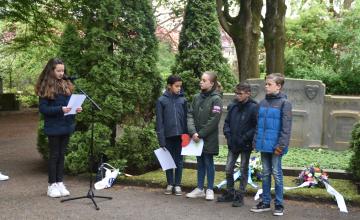 Zutphen herdenkt gevallen militairen van Duitse inval