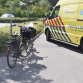 Fietser geschept bij Zutphense fietsbrug