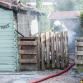 Containerbrand slaat over naar schuur in Zutphen