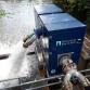 Waterschap pompt weer water van kanaal naar Berkel