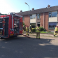 Bewoners kunnen niet naar huis na felle brand