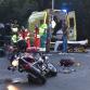 Motorrijder zwaargewond na aanrijding in Vorden
