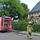 Bewoners blussen brand in eigen keuken