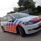 Politieauto total-los na botsing in Zutphen