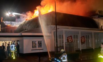 Inbrekers sloegen al vaker toe bij verwoeste Blokker in Brummen