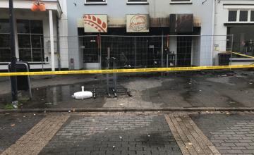 Asbest aanwezig in één van de afgebrande panden in Brummen