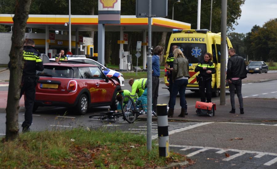 Fietsster aangereden bij Warnsveld, zwaargewond naar ziekenhuis - LokaalGelderland