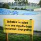 Zutphense skatebaan weer veilig na gladde graffiti