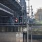 Aanvaring met Oude IJsselbrug bij Zutphen legt treinverkeer korte tijd plat
