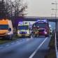 Auto's botsen op elkaar op N314 bij Zutphen