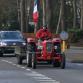 Boeren en bouwers uit de regio doen fanatiek mee aan actie tegen stikstofbeleid
