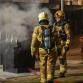 Ondergrondse container in brand gestoken in Warnsveld
